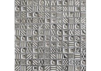 Мозаика Grand Kerama моно платина с рисунком (2170): фото - магазин Svit Keramiki