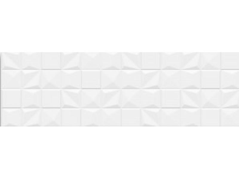 Интеркерама CAMPO Белый 061/Р стена: фото - магазин Svit Keramiki