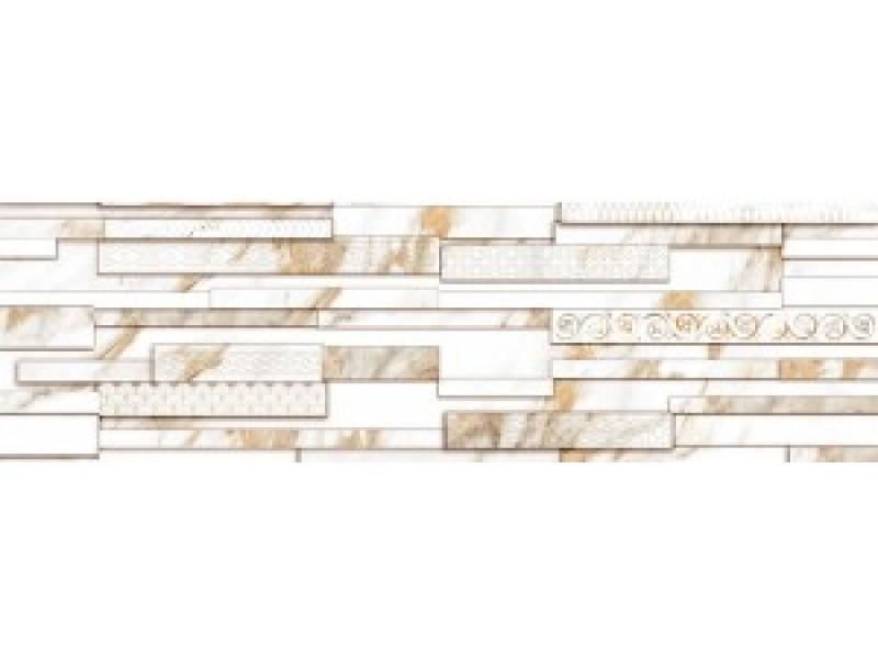Интеркерама ICEBERG Светло-Серый 071 декор: фото - магазин Svit Keramiki
