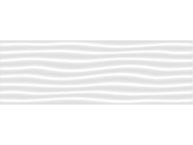 Интеркерама ORIS Белый 061/P стена: фото - магазин Svit Keramiki