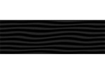 Интеркерама ORIS Черный 082/P стена: фото - магазин Svit Keramiki