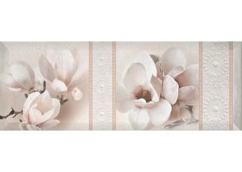 Плитка Интеркерама BINGO белый 061-3 декор: фото - магазин Svit Keramiki