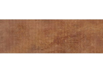 Плитка OPOCZNO BRIO BROWN STRUCTURE стена: фото - магазин Svit Keramiki