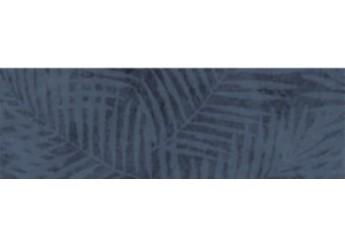 Плитка OPOCZNO  DIXIE DECO DARK BLUE SATIN стена: фото - магазин Svit Keramiki