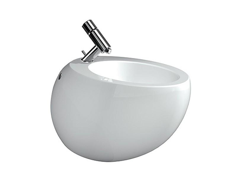 Биде LAUFEN ALESSI ONE подвесное H8309714003041: фото - магазин Svit Keramiki