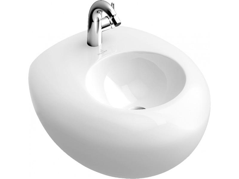 Биде Villeroy&Boch PURE STONE подвесное 547001R2 (белый): фото - магазин Svit Keramiki