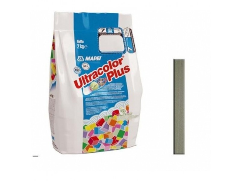 Ultracolor PLUS 113/5кг цементный (серый): фото - магазин Svit Keramiki